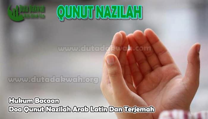 Bacaan Doa Qunut Nazilah Arab Latin Dan Terjemah