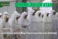 Hukum Sholat Jumat Bagi Perempuan