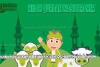 Idul Adha Belajar Kisah Qurban Nabi Ibrahim