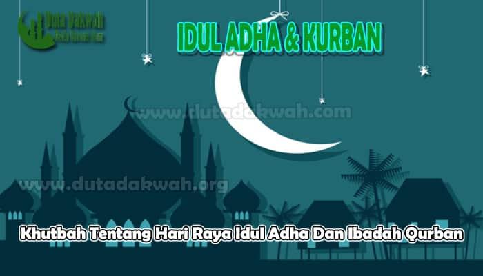 Idul Adha Dan Ibadah Qurban