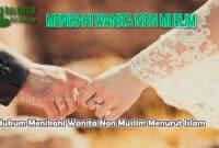 Hukum Menikahi Wanita Non Muslim Menurut Islam