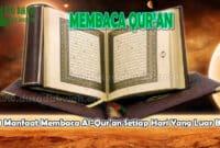 11 Manfaat Membaca Al-Qur'an