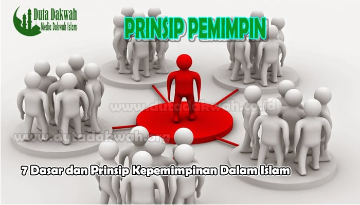 Prinsip Kepemimpinan Dalam Islam
