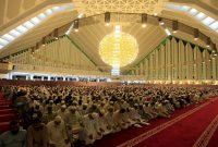 Bacaan Doa Setelah Shalat Tarawih (Arab, Latin, Terjemahan) Lengkap