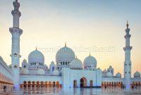 Niat Shalat Tahiyatul Masjid Arab Latin Beserta Keutamaanya Lengkap