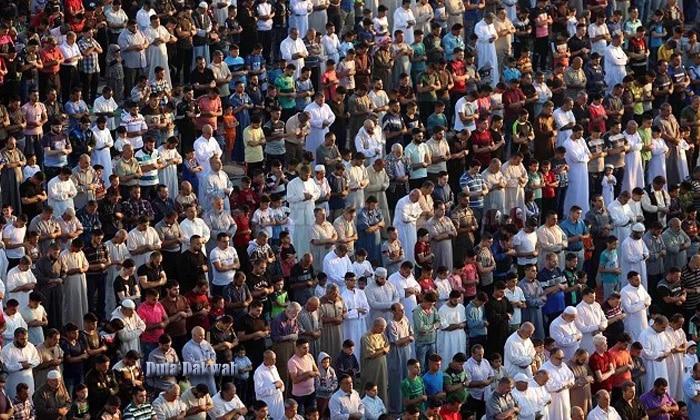 Khutbah Idul Fitri Memperlakukan Hati Dengan Baik