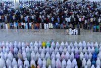 Khutbah Idul Fitri Raih Kesucian Diri