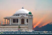 Kultum Ramadhan Tentang Puasa 6 Hari dari Bulan Syawwal