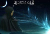 Sholat Lailatul Qadar, Dalil Doa, Praktek Arab, Indonesia