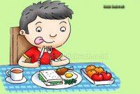 Bacaan Doa Sebelum & Sesudah Makan Arabic Indonesia