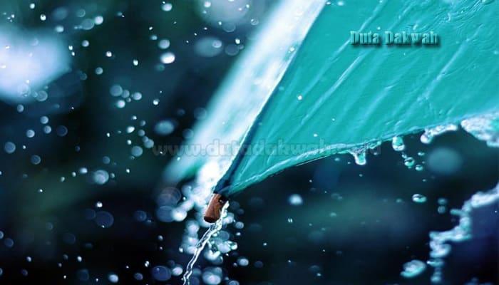 7 Amalan Sunnah Ketika Turun Hujan Yang Harus Diketahu