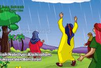 Kisah Nabi Ilyas Alaihisallam Mukjizat dan Bani Israil
