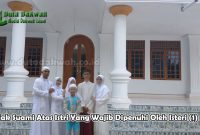 Hak Suami Atas Istri Yang Wajib Dipenuhi Oleh Istri 1