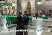 Istri Memelihara Rasa Malu & Memenuhi Ajakan Suami
