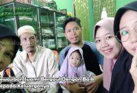 Kewajiban Suami Bergaul Dengan Baik Kepada Keluarganya