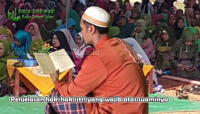 Penjelasan hak-hak istri yang wajib atas suaminya.jpg