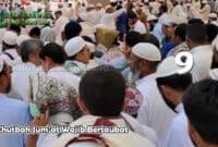 Khutbah Jum'at Wajib Bertaubat