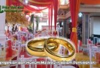 Pengertian dan Hukum Maskawin dalam Pernikahan