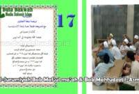 Al-Jurumiyah Bab Maf'ul ma'ah & Bab Mahfudzotil-Asma