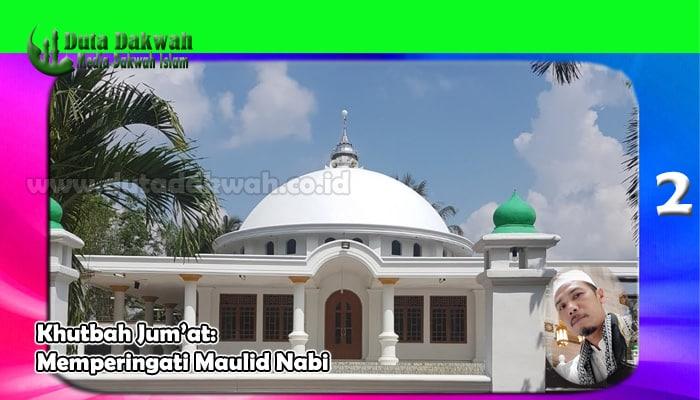 Khutbah-Jum'at-Memperingati-Maulid-Nabi