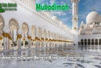 Mukadimah