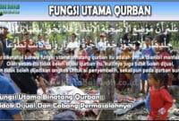 Fungsi Utama Binatang Qurban Tidak Dijual Dan Cabang Permasalahnya.jpg