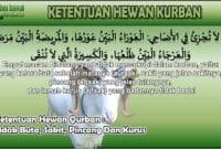Ketentuan Hewan Qurban Tidak Buta, Sakit, Pincang Dan Kurus.jpg