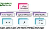 Hukum Mim Sukun, Penjelasan beserta Contohnya
